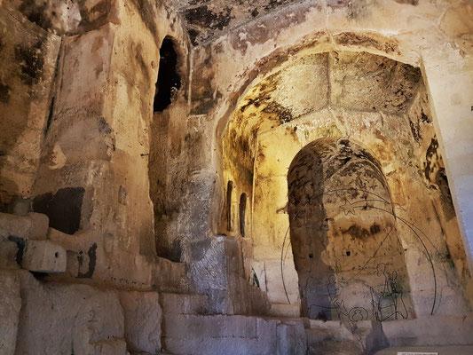 Ehemalige Höhlenkirche