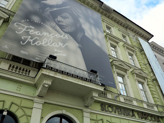 Slowakische Nationalgalerie, (Palais Esterházy)