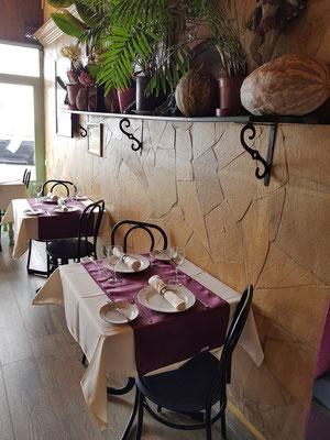 Restaurant La Mirada Profunda, mein Stammplatz