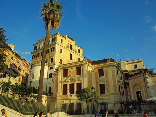 Hotel Scalinata Di Spagna an der Spanischen Treppe