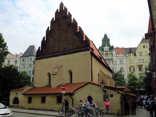 Staronova-Synagoge, Maiselova 18