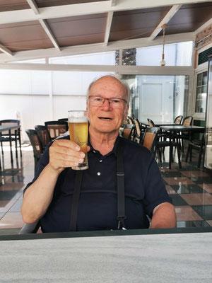 Auf ein gelungenes Ende unserer Reise nach Teneriffa, liebe Sabine! (Foto: Sabine N. Hernández)