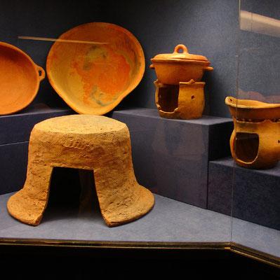 Museo Canario, Rechauds