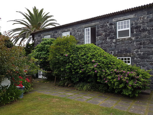 Unsere Ferienwohnung Quinta das Buganvilias beim Aeroporto da Horta