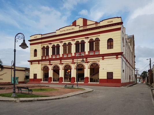 Camagüey, Teatro Principal de Camagüey, Heimat des klassischen Balletts der Extraklasse