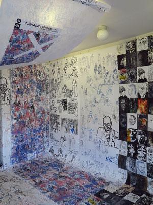 Kunstausstellung im Jas i Malgosia (Hänsel und Gretel)