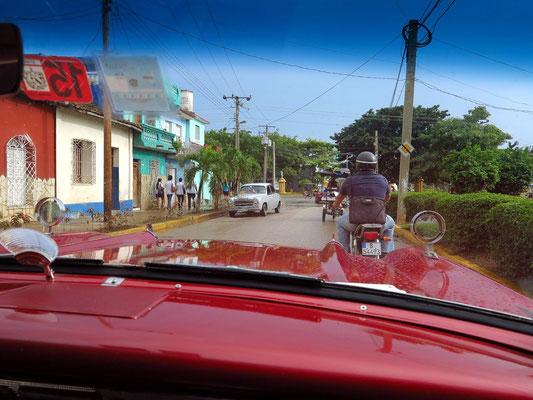 Fahrt durch Trinidad, Rückkehr vom Valle de los Ingenios