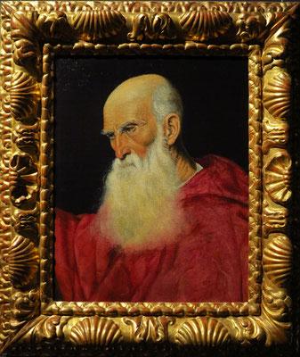 Jacopo Bassano: Porträt eines Kardinals, um 1535-1541
