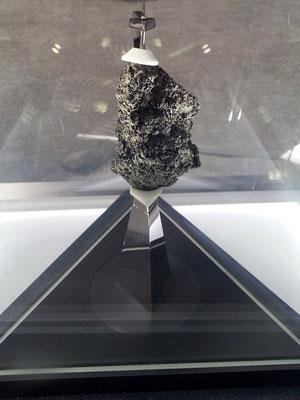 3,4 Milliarden Jahre alter Mondstein von unschätzbarem Wert