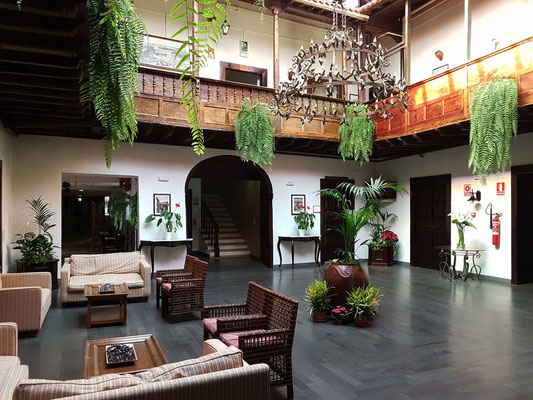 Hotel Marquesa, Patio