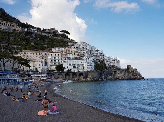 Amalfiküste bei Amalfi