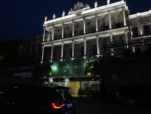 Palais Coburg Residenz, opulentes All-Suite-Hotel in einem Palast aus dem 19. Jahrhundert