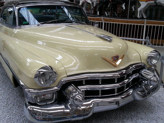 Cadillac Convertible Coupe