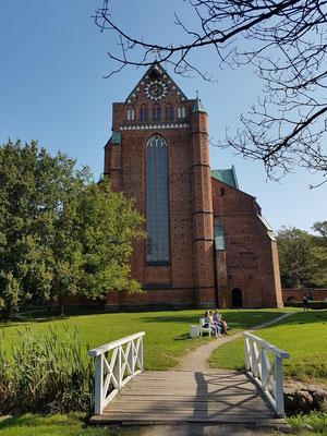 Westfassade des Doberaner Münsters
