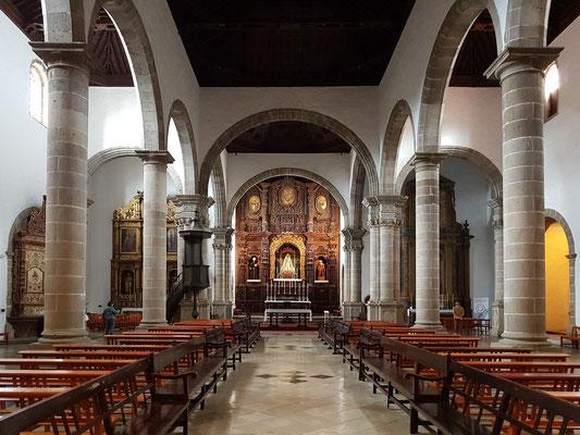Iglesia de San Agustin, heute Kulturzentrum (Casa de la Cultura)