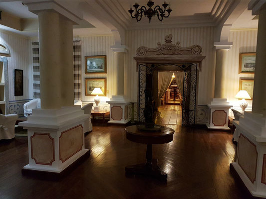 Foyer zum Restaurante Mediterráneo