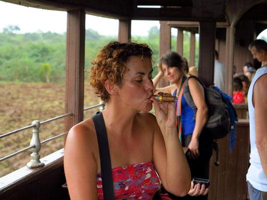 Tabakgenuss auch für Frauen