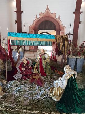 Hotel THe Volcán Lanzarote, Weihnachtsdekoration