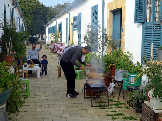 Erste Siedlung des sozialen Wohnungsbaus auf Zypern