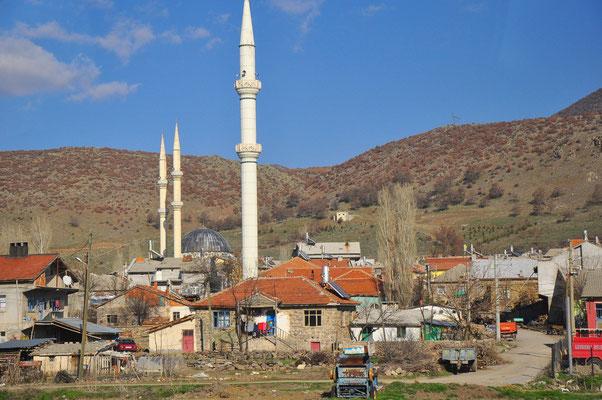 Ortschaft im Taurusgebirge