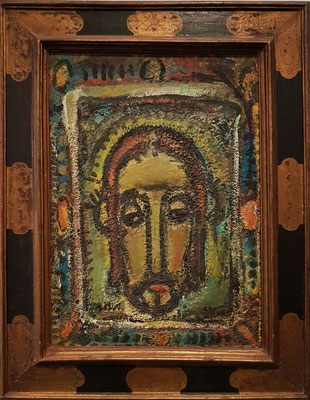 Georges Rouault (1871 - 1958), The Holy Face, 1953