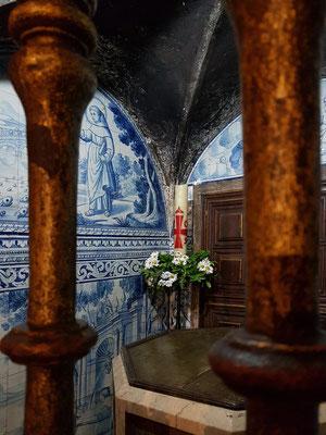 Sé de Lisboa, Baptisterium