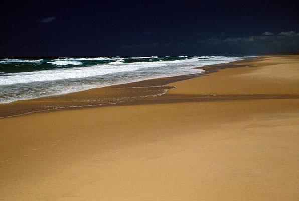 AUS Fraser Island Ostküste