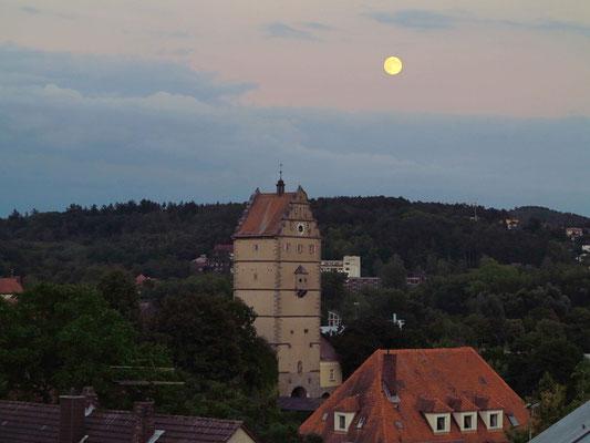 Bad Neustadt a. d. Saale, 20.08.2013. Almut stirbt am 21.08.2013, gegen 05:00 Uhr