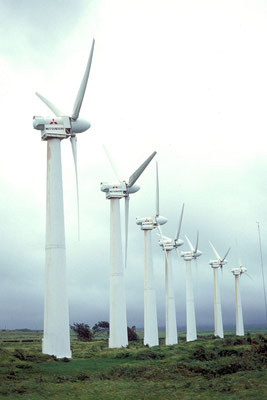 USA Hawaii, Mamao Windfarm