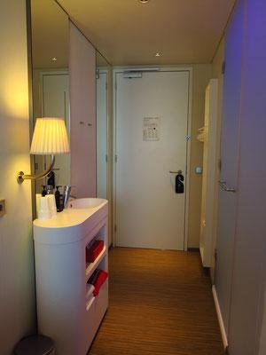Typisches Hotelzimmer