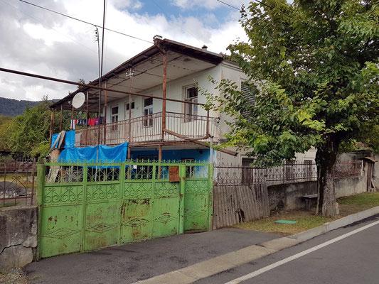 Vashlovani Street