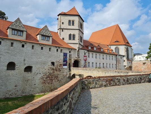 Halle (Saale), Moritzburg mit Kunstmuseum