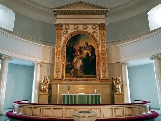 Dom von Helsinki, Altar