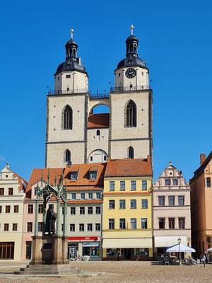 Lutherstadt Wittenberg, Stadtkirche St. Marien, Mutterkirche der Reformation