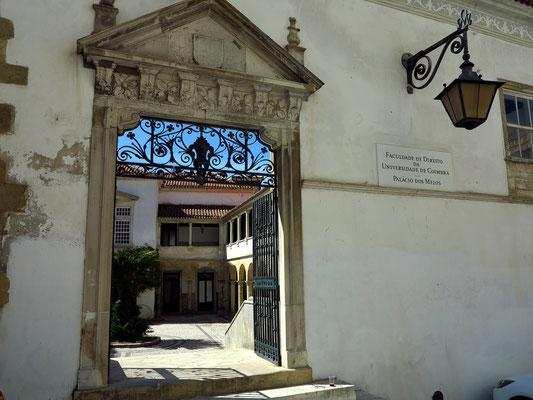 Altstadt von Coimbra