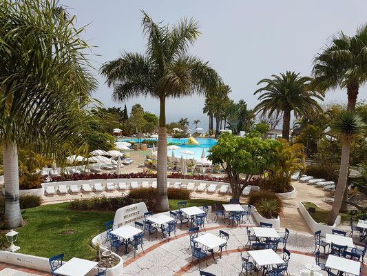 Hotel Tecina bei Playa de Santiago