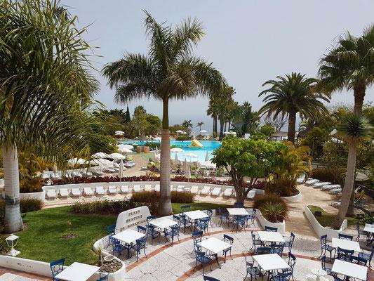 Hotel Jardín Tecina bei Playa de Santiago