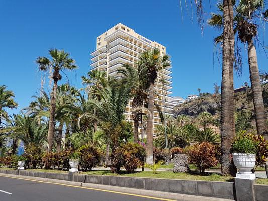 Hotel Sunlight Bahia Principe San Felipe am Barranco Martiánez