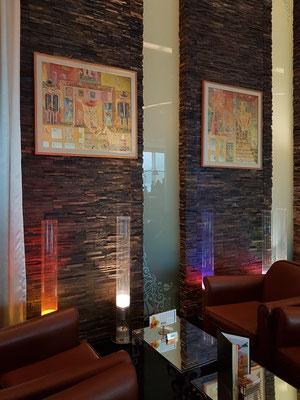 Hotel Splendid, Sitzgruppe in der Lobby