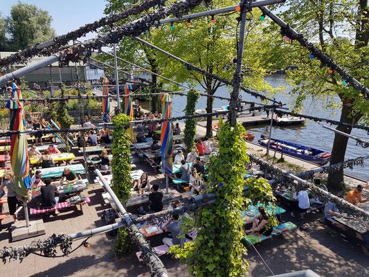 Restaurant Hannekes Boom, Dijksgracht 4 (hannekesboom.nl)