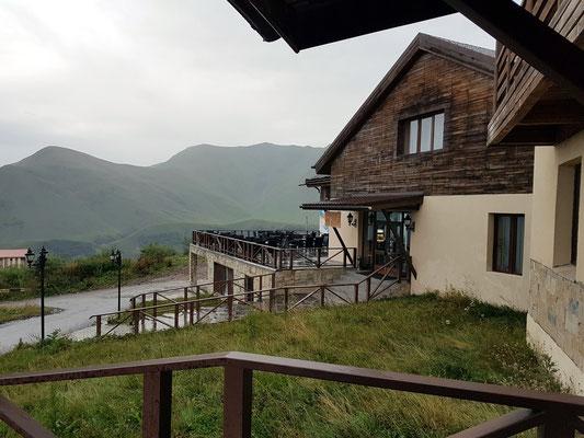 Hotel Alpina in Gudauri