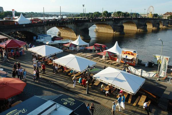 Dresden, Stadtfest (22.8.2010)