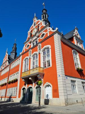 Rathaus von Arnstadt