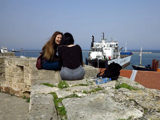 Hafen von Famagusta