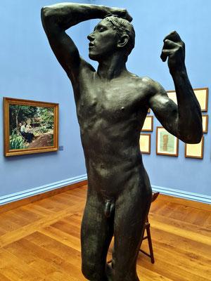 Auguste Rodin (1840-1917): Das eherne Zeitalter 1875/76