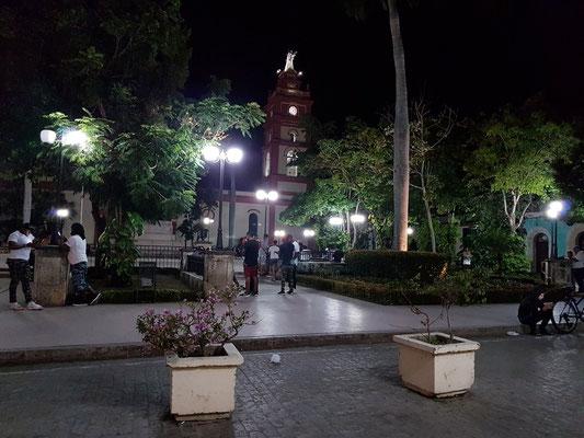 Camagüey, Parque Ignacio Agramonte