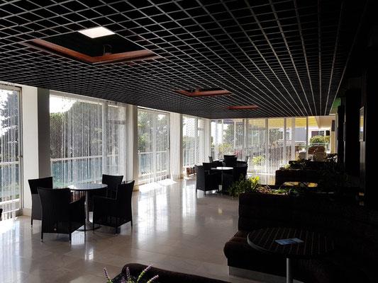 Öffentlicher Bereich des Hotels Albatros