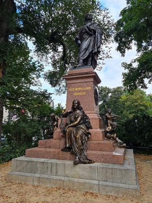 Felix-Mendelssohn-Bartholdy-Denkmal