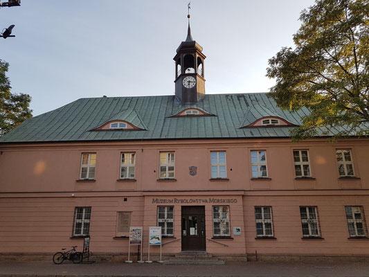 Fischereimuseum (Muzeum Rybołówstwa Morskiego w Świnoujściu)