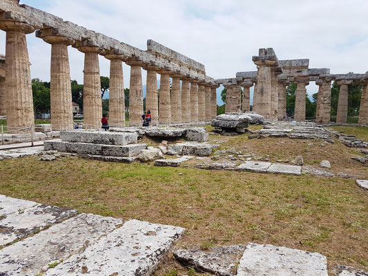Paestum, Hera-Tempel